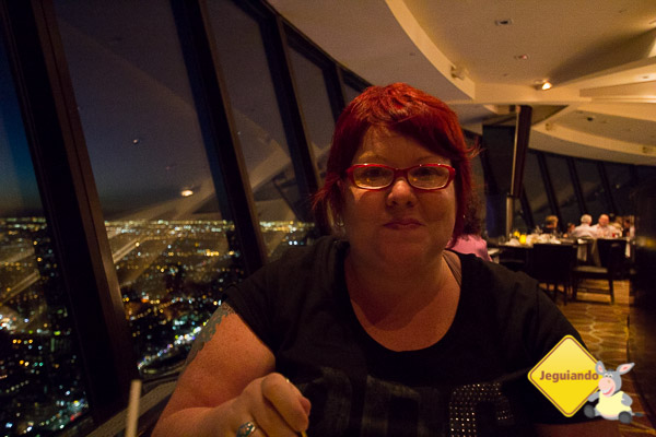 Restaurante 360º. CN Tower. Toronto, Ontário. Imagem: Erik Araújo