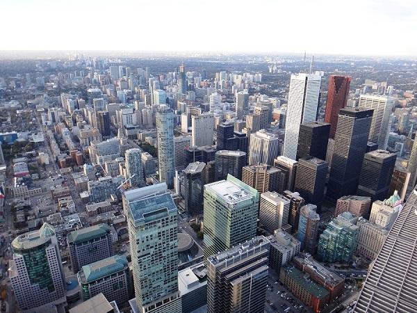 Toronto, Ontário. Imagem: Jeguiando