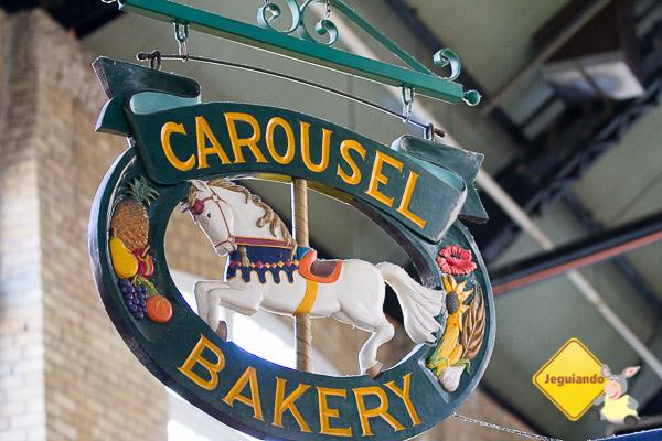 Carousel Bakery. St. Lawrence Market. Toronto, Ontário. Imagem: Erik Araújo