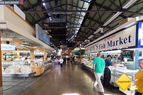 St. Lawrence Market. Toronto, Ontário. Imagem: Erik Araújo