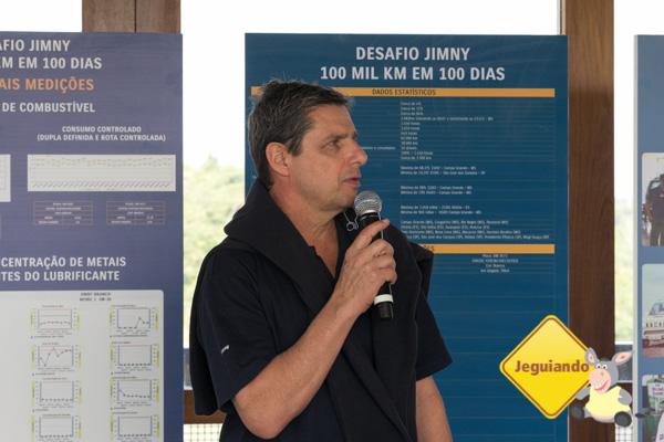 Luiz Rosenfeld, Presidente da Suzuki Veículos do Brasil. Imagem: Erik Araújo