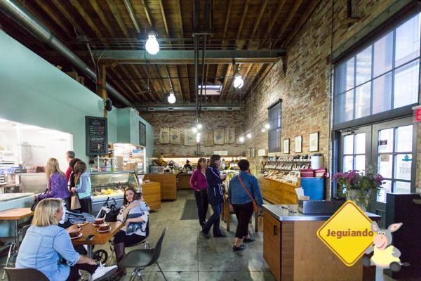 Soma Chocolate. Distillery District. Toronto, Ontário. Imagem: Erik Araújo