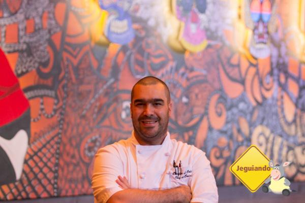 Chef Olivier Le Calvez. Imagem: Erik Araújo