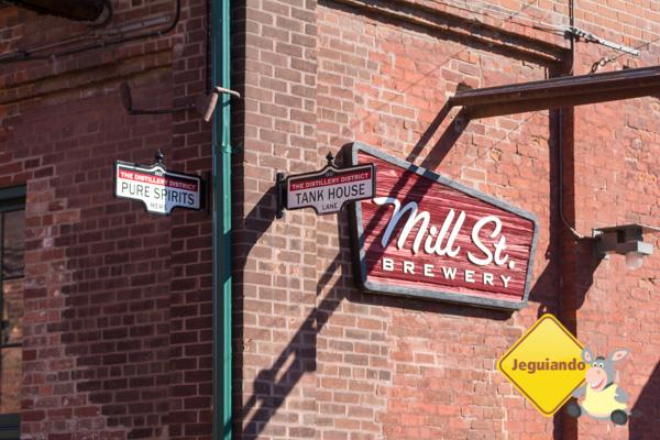 Mill St. Brewery. Distillery District. Toronto, Ontário. Imagem: Erik Araújo