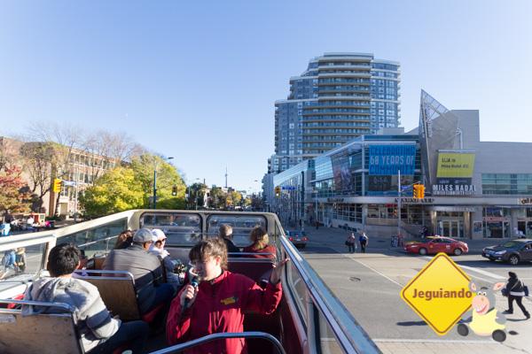 City Sightseeing Toronto. Imagem: Erik Araújo