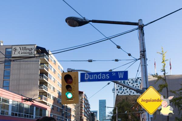 Dundas Street. Toronto, Ontário. Imagem: Erik Araújo