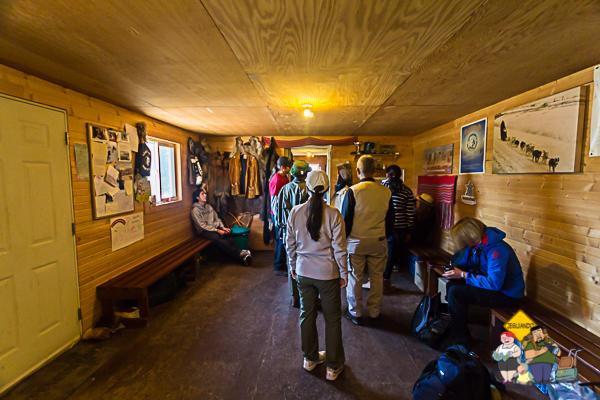 Wapusk Adventures, a cabana do Musher. Imagem: Erik Araújo