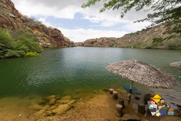 Vista do Restaurante Show da Natureza. Imagem: Erik Araújo