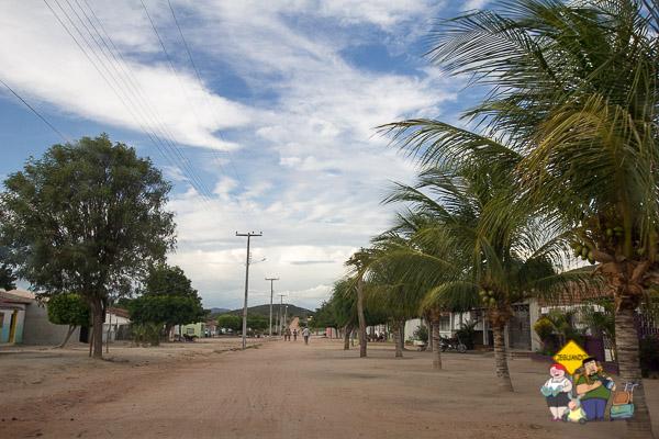 Sertão alagoano. Imagem: Janaína Calaça