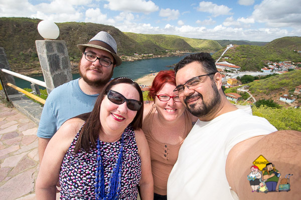 Família reunida em Piranhas, AL. Imagem: Erik Araújo