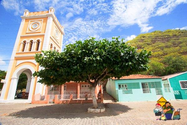 Torre do Relógio. Imagem: Erik Araújo
