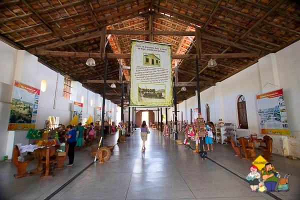 Centro de Arte e Cultura. Piranhas, AL. Imagem: Erik Araújo