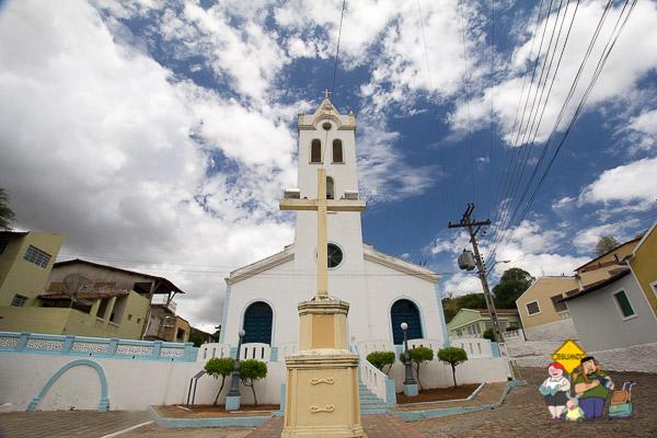 Igreja Matriz de Nossa Senhora da Saúde. Piranhas, Alagoas. Imagem: Erik Araújo