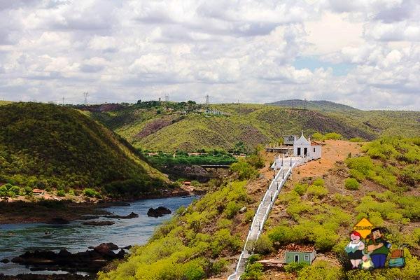 Vista do Mirante Secular. Imagem: Erik Araújo