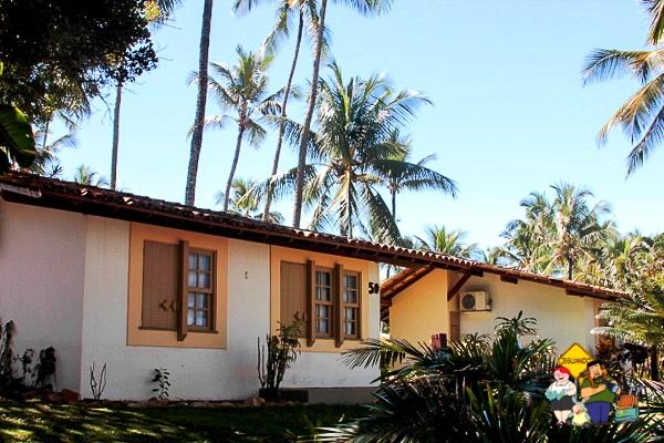 Chalés. Cana Brava Resort. Ilhéus, Bahia. Imagem: Erik Araújo