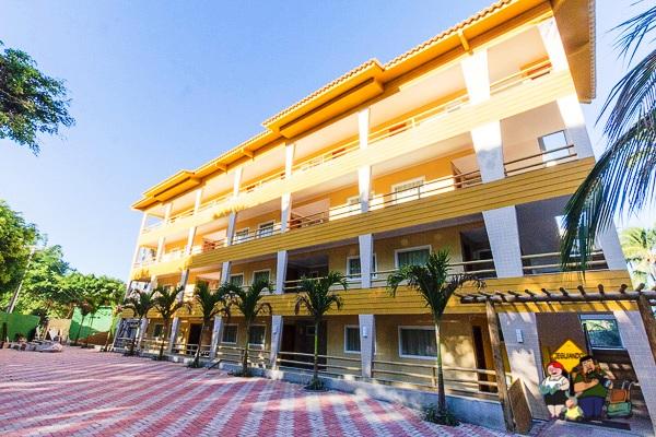Novo prédio, novas acomodações. Cana Brava Resort. Ilhéus, Bahia. Imagem: Erik Araújo