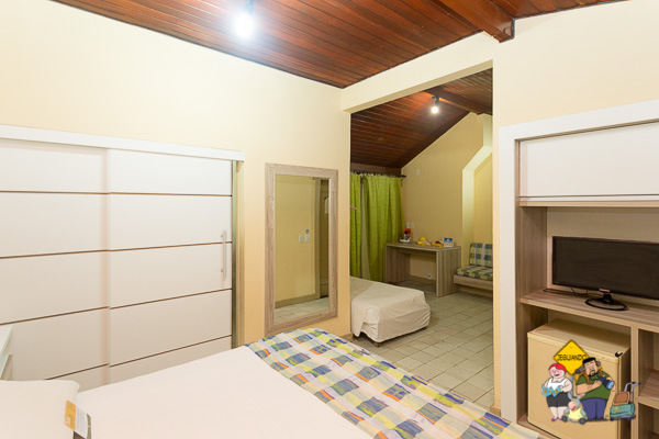 Chalé Master. Cana Brava Resort, Ilhéus, Bahia. Imagem: Erik Araújo