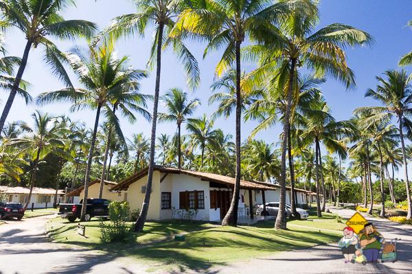 Chalés. Cana Brava Resort. Imagem: Erik Araújo