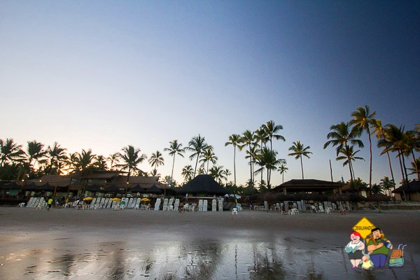 Praia do Cana Brava Resort. Ilhéus, Bahia. Imagem: Erik Araújo