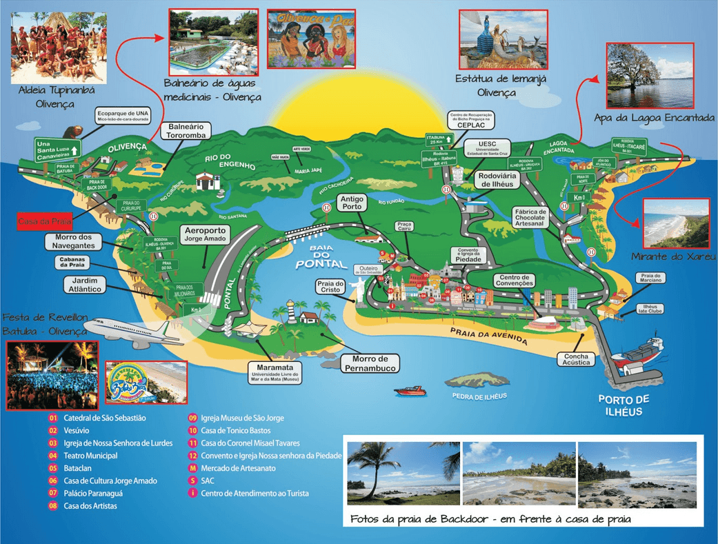 Ilhéus_mapa_turístico