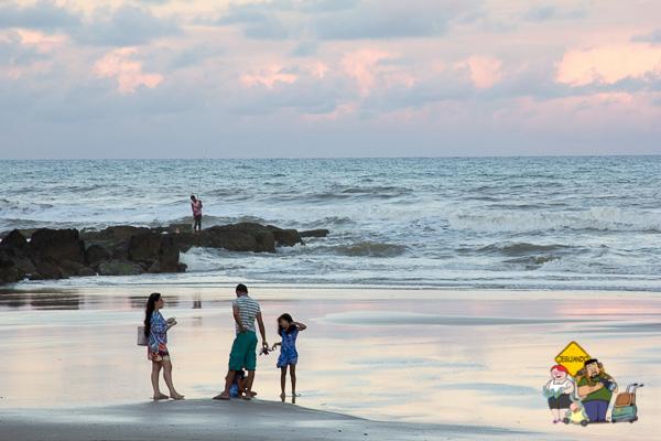 Praia de Canabrava. Ilhéus, Bahia. Imagem: Erik Araújo