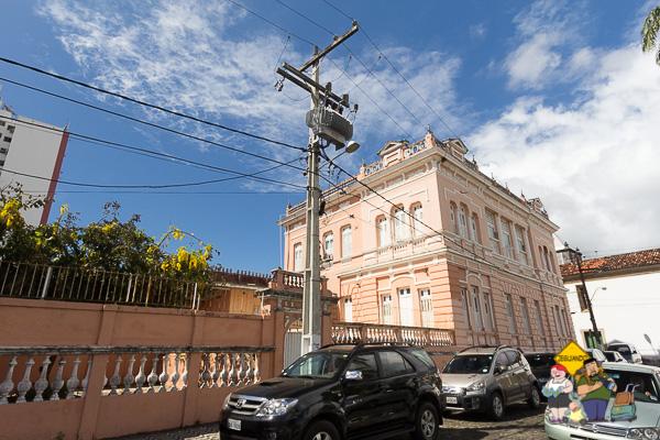 Palacete Misael Tavares. Ilhéus, Bahia. Imagem: Erik Araújo