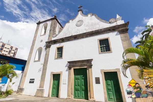 Igreja Matriz de São Jorge. Sede da Diocese. Ilhéus, Bahia. Imagem: Erik Araújo
