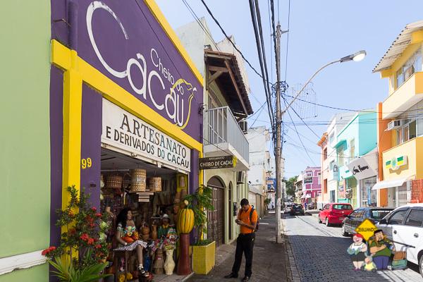 Cheiro do Cacau: chocolates, licores e artesanato. Imagem: Erik Araújo