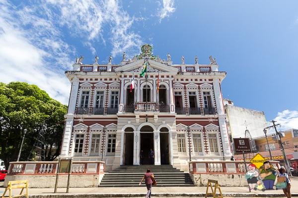 Palácio Paranaguá. Prefeitura de Ilhéus. Ilhéus, Bahia. Imagem: Erik Araújo