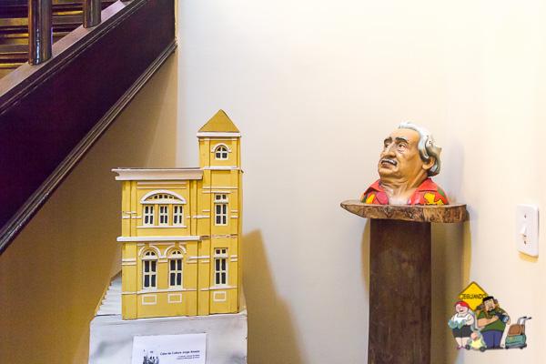 Casa de Cultura Jorge Amado. Ilhéus, Bahia. Imagem: Erik Araújo