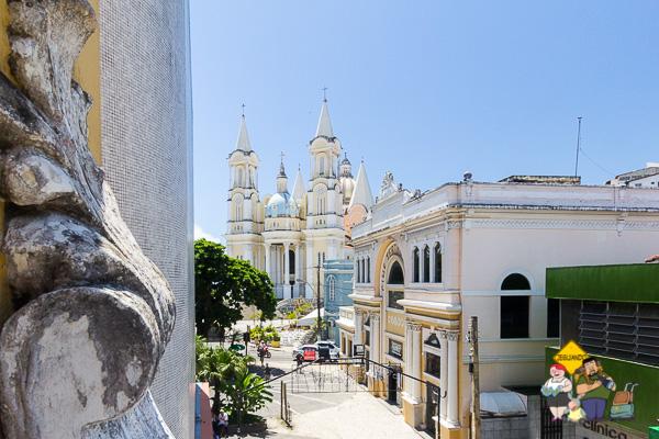 Vista da Casa de Cultura Jorge Amado. Ilhéus, Bahia. Imagem: Erik Araújo
