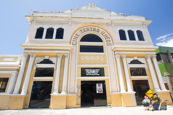 Cine Teatro Ilheos. Ilhéus, Bahia. Imagem: Erik Araújo