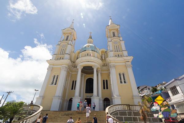Catedral de São Sebastião. Ilhéus, Bahia. Imagem: Erik Araújo