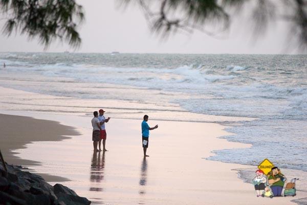 Praia de Boa Viagem. Imagem: Erik Araújo