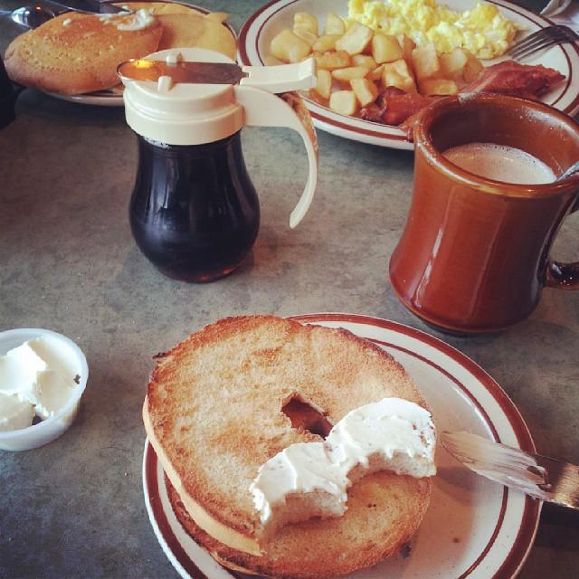 Café da manhã! Imagem: Janaína Calaça