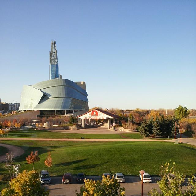 Winnipeg, Manitoba. Imagem: Janaína Calaça