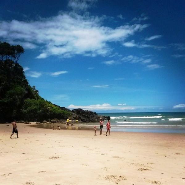 Praia da Ribeira. Itacaré, Bahia. Imagem: Janaína Calaça
