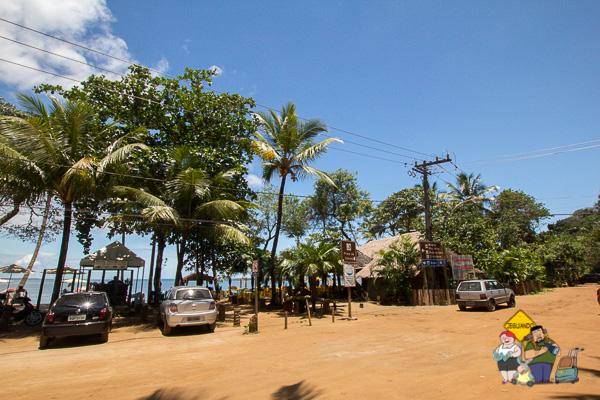 Itacaré, Bahia. Imagem: Erik Araújo