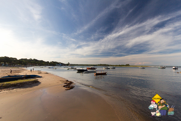 Praia da Coroinha. Itacaré, Bahia. Imagem: Janaína Calaça