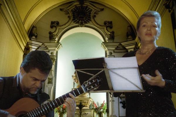 Duo Eberhardt e Llerena. Imagem: Divulgação