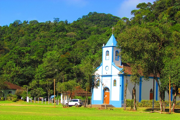 Igreja de São Sebastião. Visconde de Mauá. Imagem: Divulgação