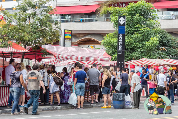 Praça da Liberdade. Imagem: Erik Araújo