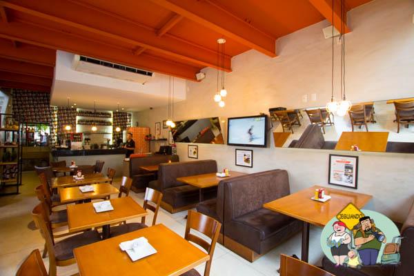 Burger Lab Experience Panamby. Imagem: Erik Araújo