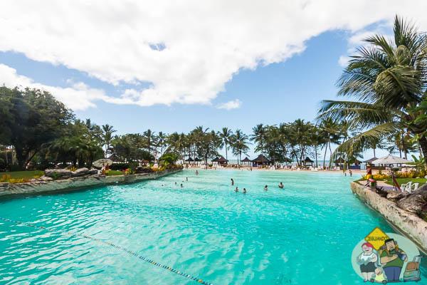 Tupan, a piscina com ondas do Eco Parque Arraial d'Ajuda. Imagem: Erik Araújo