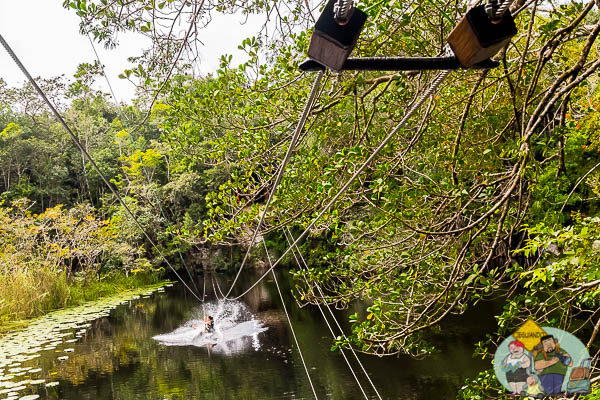 Cenote do vento. Imagem: Erik Araújo