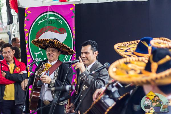Los Mariachis. Imagem: Erik Araújo