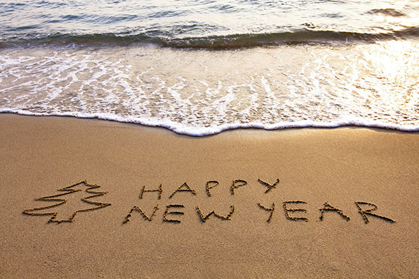 Happy New Year - Crédito: ThinkStock