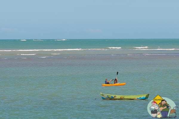 Praia do Mucugê. Imagem: Erik Araújo