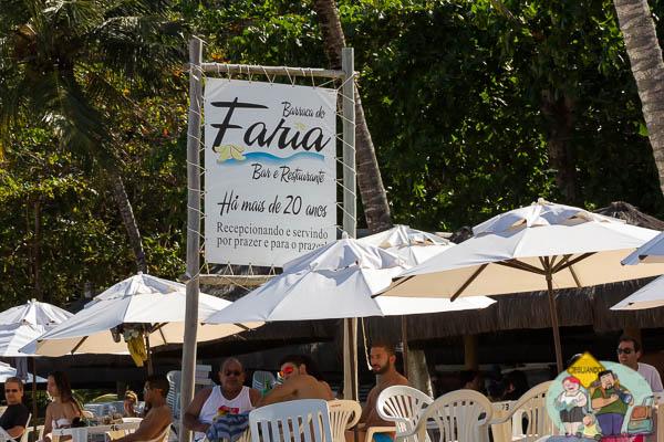 Barraca do Faria. Imagem: Erik Araújo