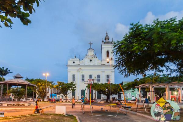 Paróquia de Santo Antônio. Salvador, BA. Imagem: Erik Araújo